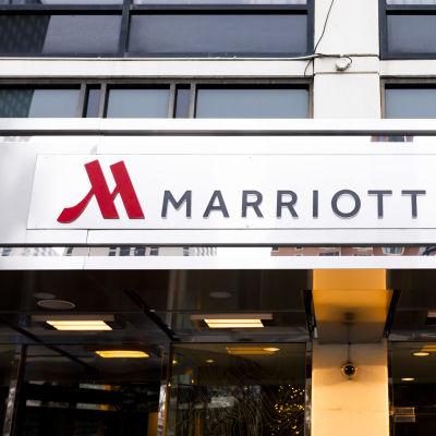 Marriott downtown.