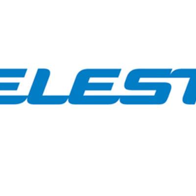 Telesten logo.