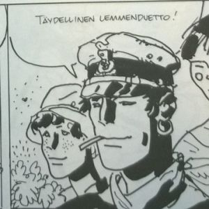 Rasputin, Tracy Eberhard ja Corto Maltese Hugo Prattin sarjakuvassa