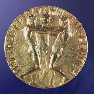 Medaljen för Nobels fredspris