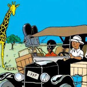 Tintin i Afrika