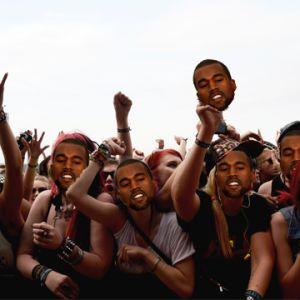 På Kayne West-festivalen får alla vara Kanye.