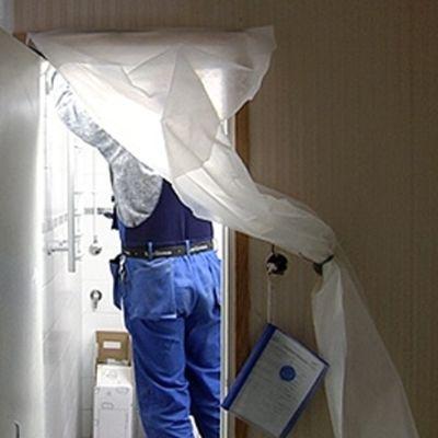 Badrumsreparation