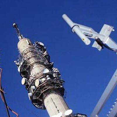 Radiotornet i Böle