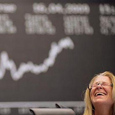 Ekonomin återhämtar sig