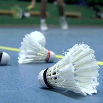 Badmintonbollar
