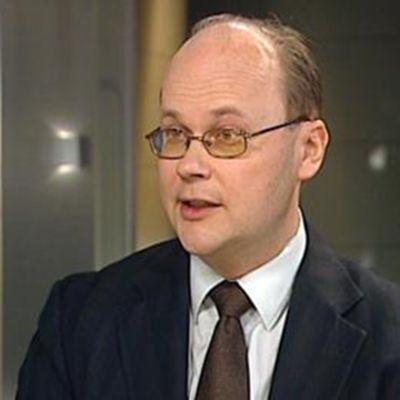 Nordeas forskningsdirektör Roger Wessman