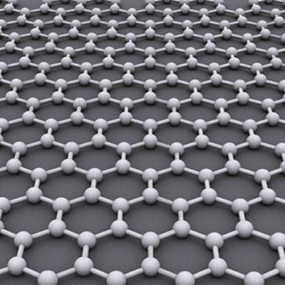 Grafen är en form av kol. Materialet är helt nytt och definieras som det tunnaste och samtidigt det starkaste någonsin