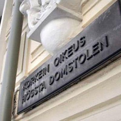 Högsta domstolen