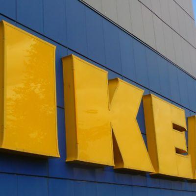 Ikeas varuhus i Esbo.