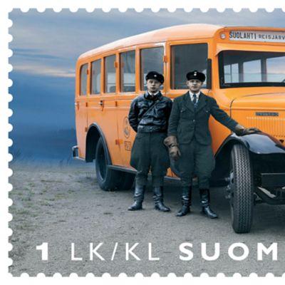 Europas vackraste frimärke