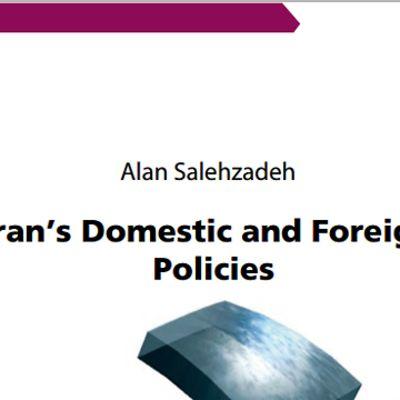 Alan Salehzadehs raport om läget i Iran