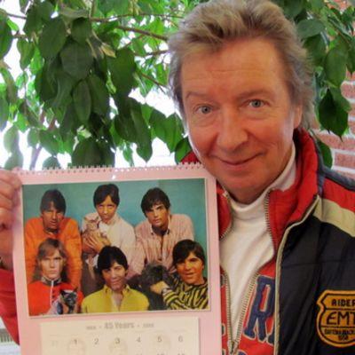 Kisu Jernström ja Topmost-kalenteri