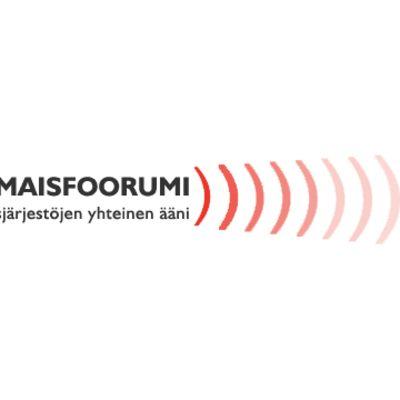 Vammaisfoorumin logo