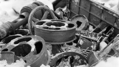 Metallinsamling, 1966