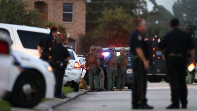 Sex döda efter skottlossning och familjebråk i Texas 9 juli 2014