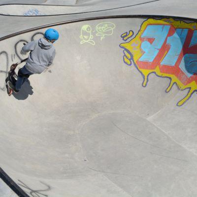 skateboardparken i borgå