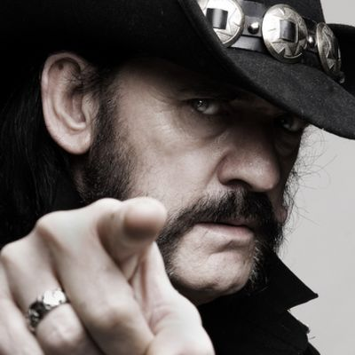 """Ian """"Lemmy"""" Kilmister on Motörhead-yhtyeen alkuperäinen jäsen"""