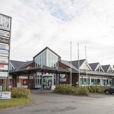 Yrittäjätalo Helsingin Östersundomissa