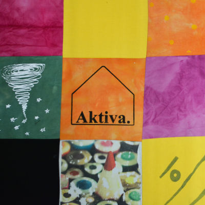 Aktiva ungdomsverkstad i Pargas.