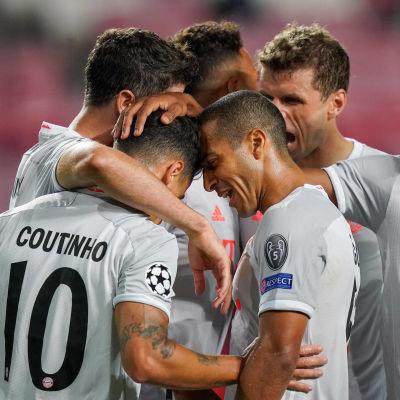 Bayern München krossade Barcelona.