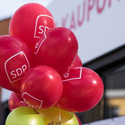 SDP:n kuntavaali 2017 kampanjointi Helsinki