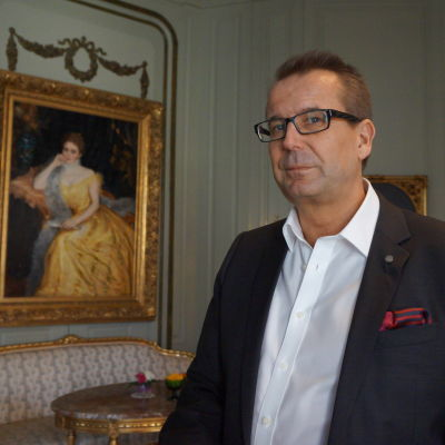 Finlands ambassadör i Stockholm, Jarmo Viinanen