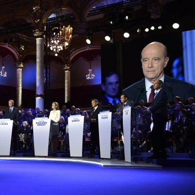 Republikaanien torstai-iltainen vaalikeskustelu