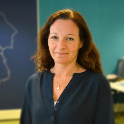 Forskaren Marina Lindell