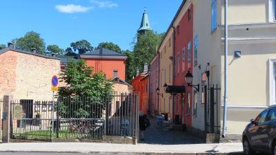 Luostarin välikatu Turussa