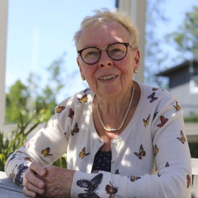 Kerstin Meinander Biolog Herbarium