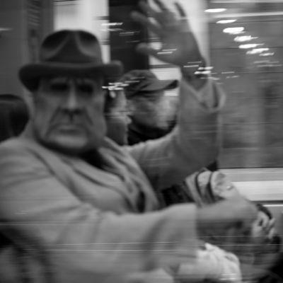 Sibelius matkustaa