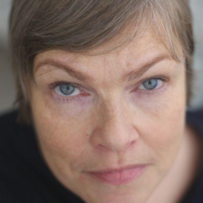 Anna-Maija Kalén i närbild.