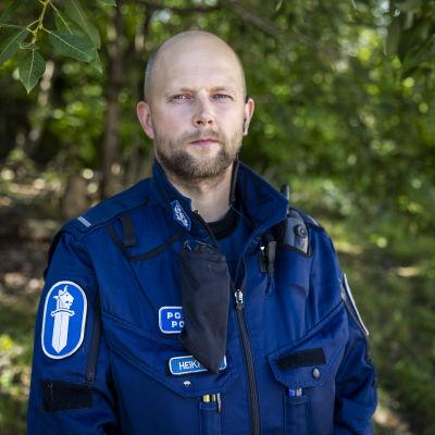 Teemu Heikkilä, vanhempi konstaapeli, Helsingin poliisilaitos