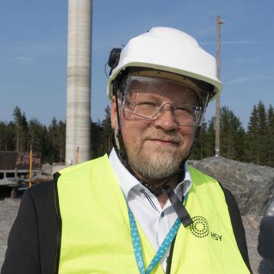 Raimo Inkinen, toimitusjohtaja