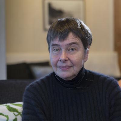 Rikosoikeuden professori Terttu Utriainen.