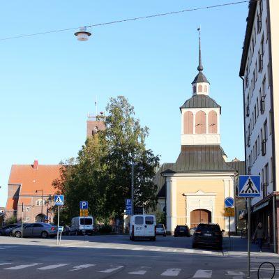Jakobstads kyrka