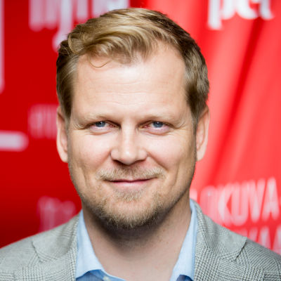 Antti Luusuaniemi Red carpet tilaisuudessa.