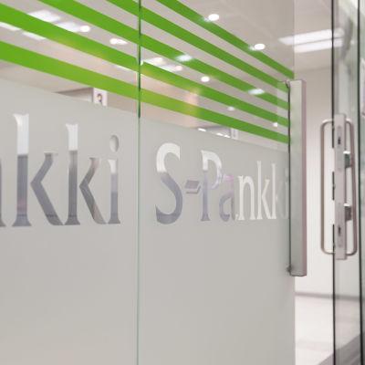 S-Gruppens bank.