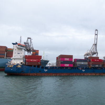 Rotterdamin satama