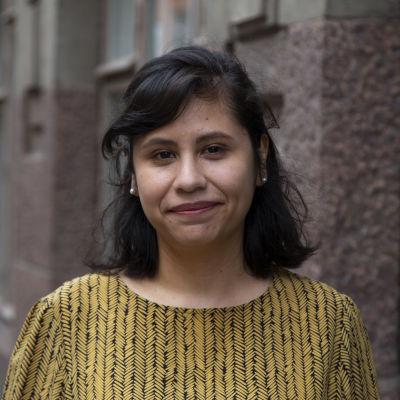 Graafikko Melanie Lindgren