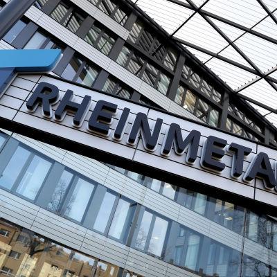 Rheinmetall kontor i Duesseldorf.
