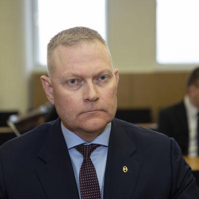 Markus Päiviö / Eversti /upseerien oikeudenkäynti / Hovioikeus 01.05.2019