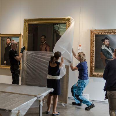 Renessanssinäyttely Kansallismuseo