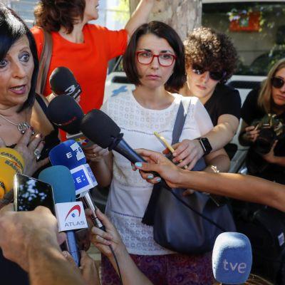 Maria Pilar Abel påstår sig vara konstnären Salvador Dalis dotter.