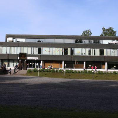 Språkbadsskolan i Jakobstad