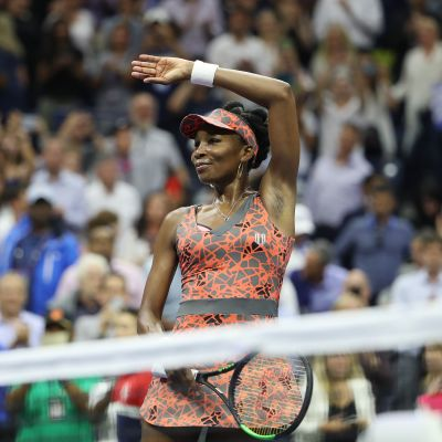 Venus Williams klar för semifinal i US Open.