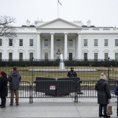 Livvaktstjänsten Secret Service bär bland annat ansvaret för säkerheten i Vita huset i Washington