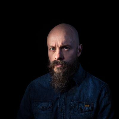Sami Koiviston muotokuva.