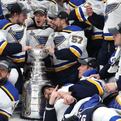 St. Louis vei NHL-mestaruuden